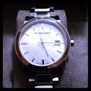 BURBERRY MENS WATCH BU9000